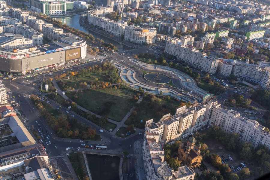 Soulless: Mapping Bucharest