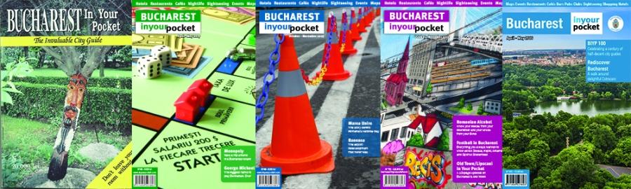 Bucharest In Your Pocket100