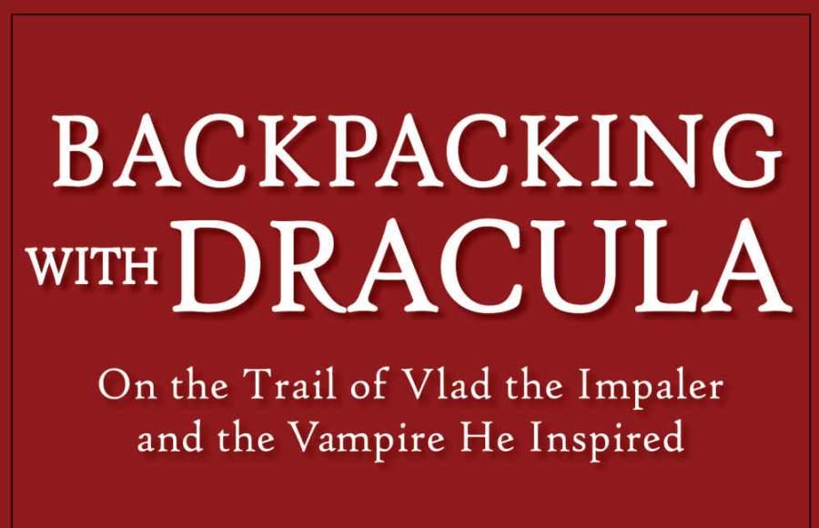Book Review: Backpacking With Dracula by LeifPettersen