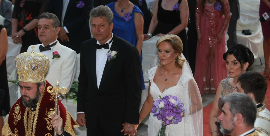 Bucharest's delightful first family