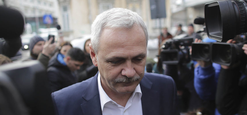 Time is running out for Liviu Dragnea