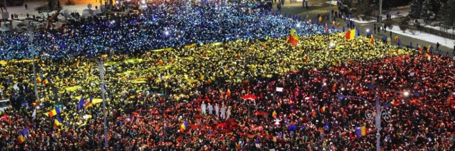 The State of Play (& Why Romania's Protests Go On)