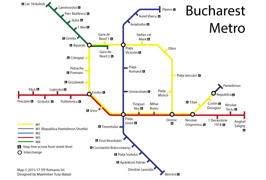Bucharest's metro gets two more stations