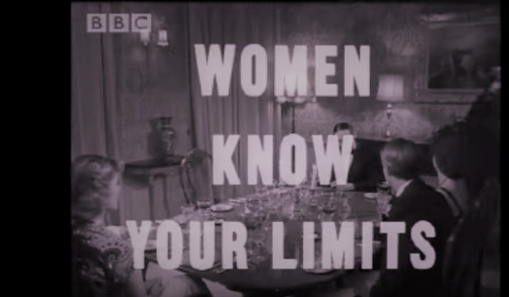 Women: Know your limits